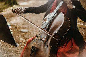 Jay Emme Wedding Cellist London