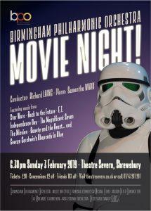 BPO Theatre Severn Movie Poster